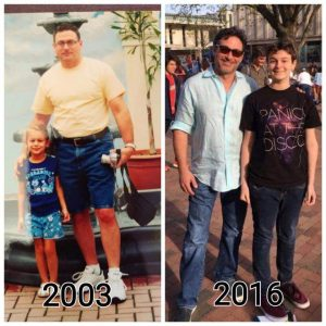 Dr. David Croland weight loss journey