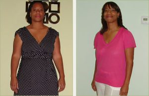 Tamika lost 33 lbs in 11 months*