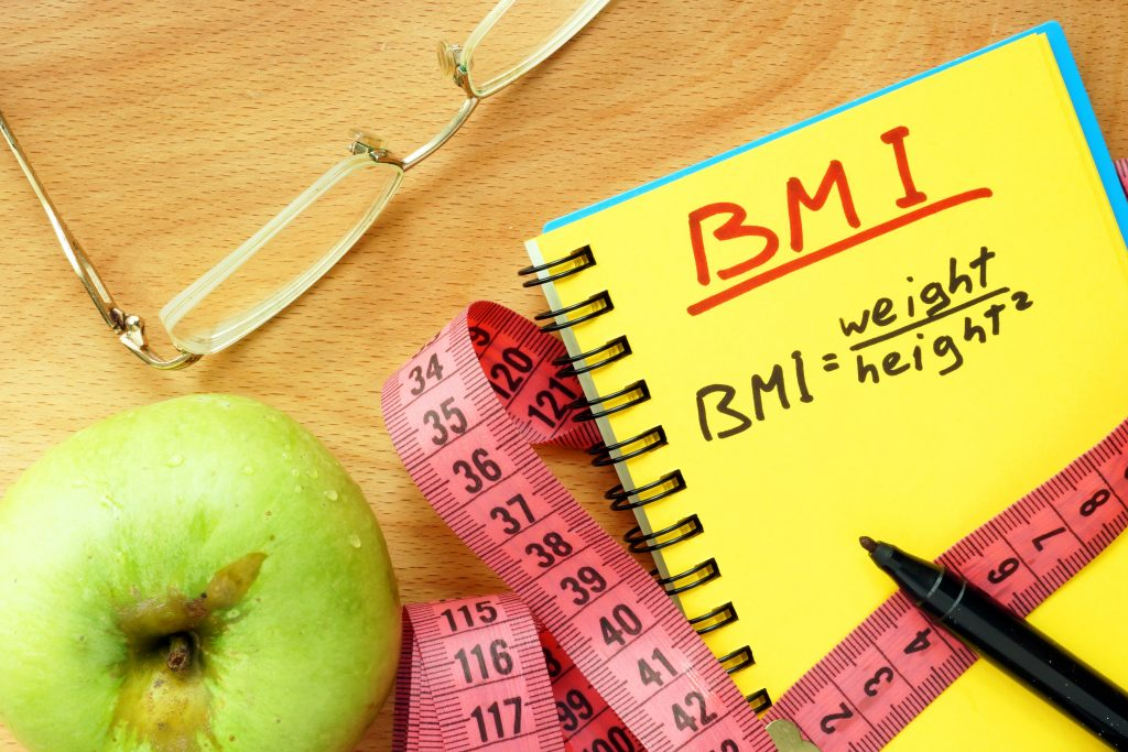 Learn2Lose BMI Calculator